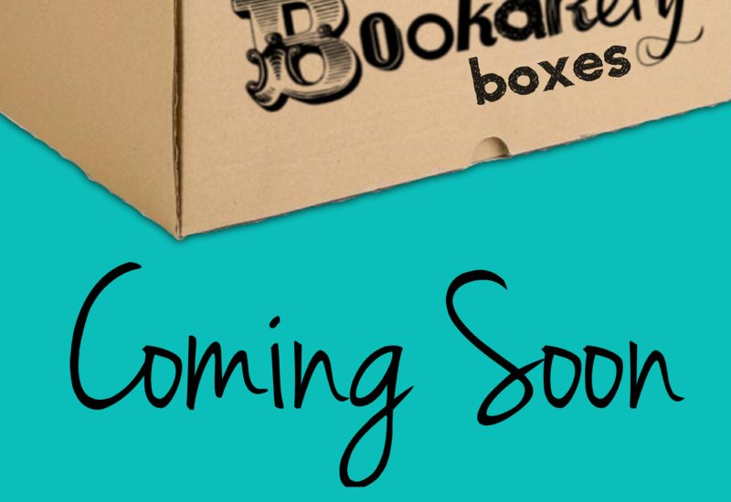 Bookakery Boxes Coming Soon
