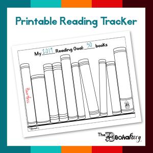 Free Printable Reading Tracker
