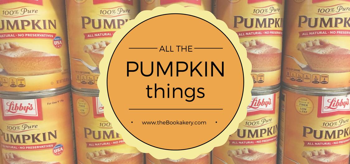 All the pumpkin things - Pumpkin Bars