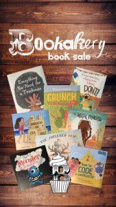 Bookakery Book Sale