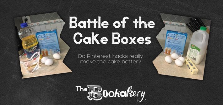 Battle of the Cake Boxes: Do Pinterest hacks really make the cake taste better?