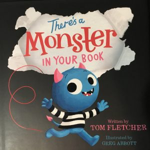 There is a Monster in your Book
