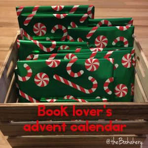 Christmas Book Countdown