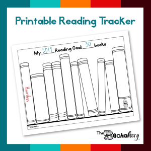 Free Printable Reading Tracker
