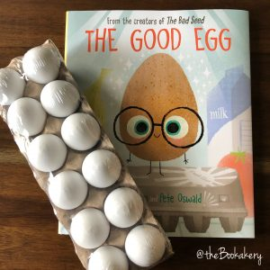 The Good Egg - Dye-less Egg Decorating to accompany the book.