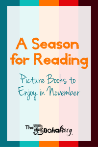 Picture Books to Enjoy in November